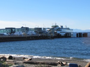 Edmonds to Kingston Ferry