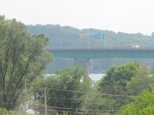 I-80 Bridge over the Mississippi River