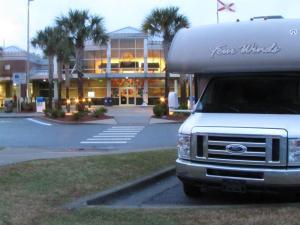 Florida Welcome Center (I-75)