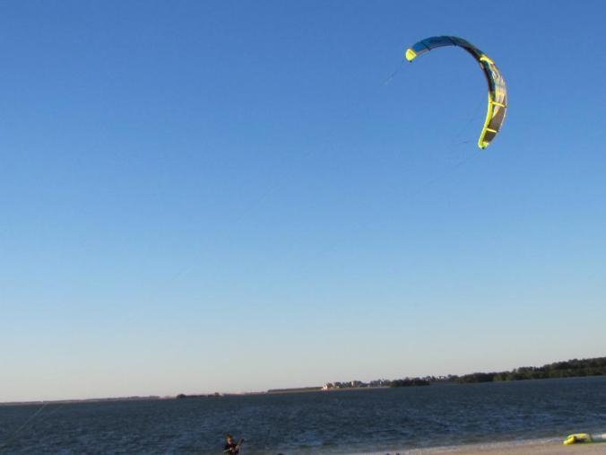 The huge kite