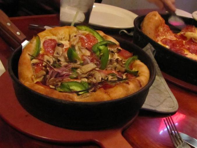 Supreme deep dish