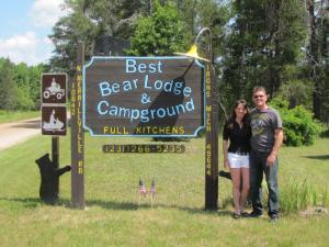 Matt and Carrie Bearup