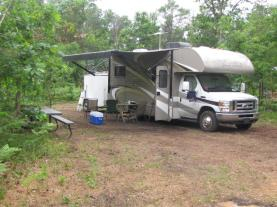 Our home for a few days