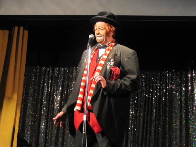 Brian Hoffman as Red Skelton as Freddie the Freeloader