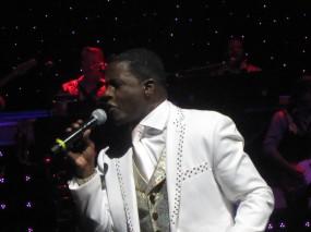 Vocalist Anthony Bailey