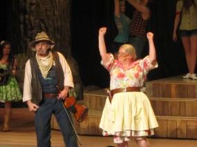 Granny McCoy and Elder Hatfield