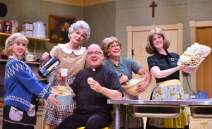 The cast of Church Basement Ladies