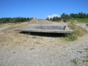 Forward observation post