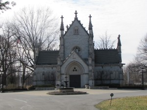 The Gothic Chapel
