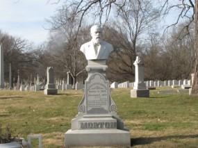 Oliver Morton, Indiana Governor during the Civil War